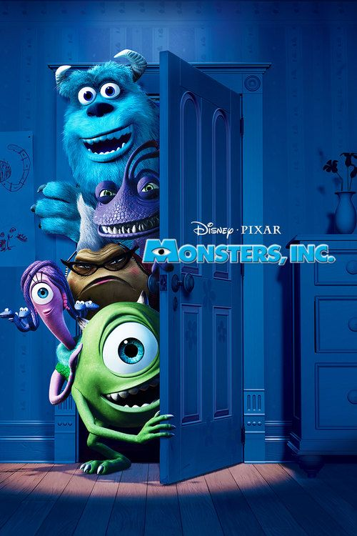Watch Monsters, Inc. (2001) Full Movie Online Free