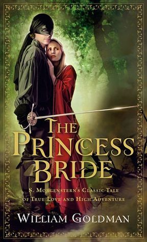 The Princess Bride by William Goldman - I've never seen a movie that so closely animates the spirit and tone of a book. Sadly, most people don't even know the movie was based on a book. As always, the book is even better...