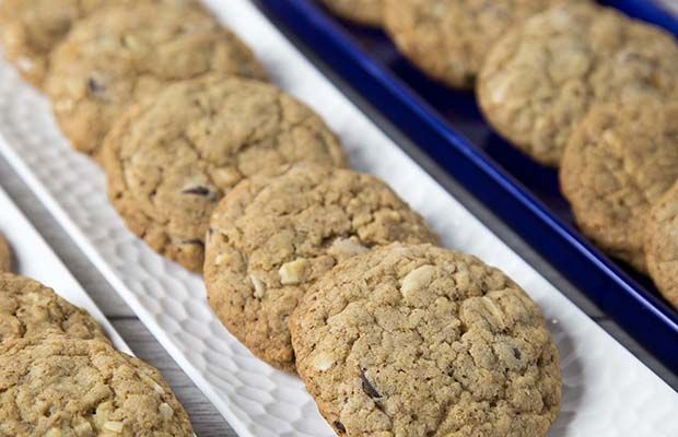 Flax Oatmeal Cookies from our cookie jar collection