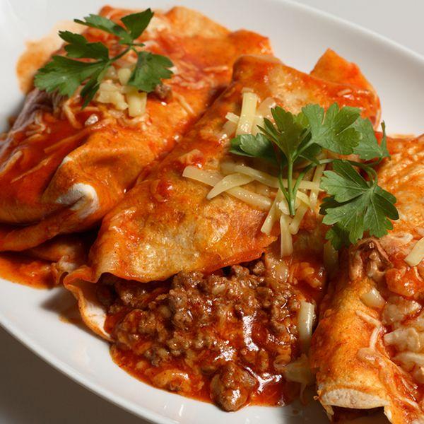 Best 25+ Mexican enchiladas ideas on Pinterest ...
