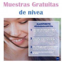 Consigue muestras gratis nivea ^_^ http://www.pintalabios.info/es/descuentos-cupones/view/es/113 #Descuento #Cosmetica