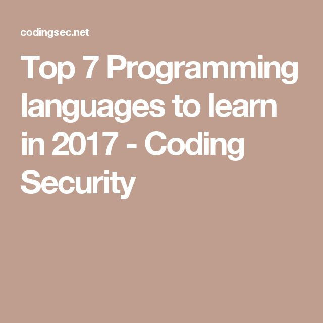 Best 25+ Top programming languages ideas on Pinterest Java - cobol programmer resume