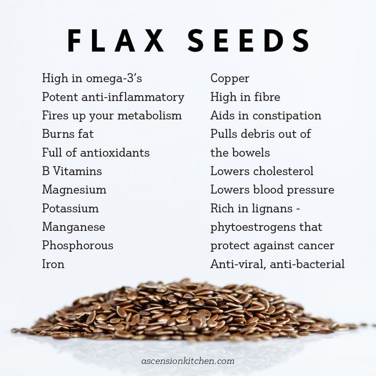 Benefits of Flax seeds. Im buying a metric ton of these