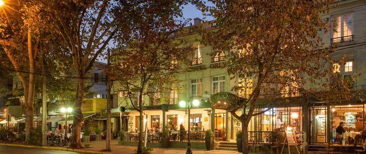 Hotel Orly - Santiago de Chile