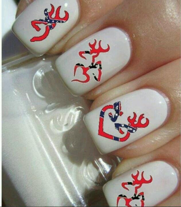 Country Girl Nail Art: Pinterest