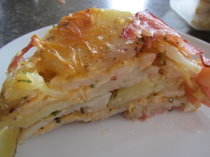 Successfully Gluten Free! : PEI Preserve Co. Potato Pie Recipe with Maple sauce