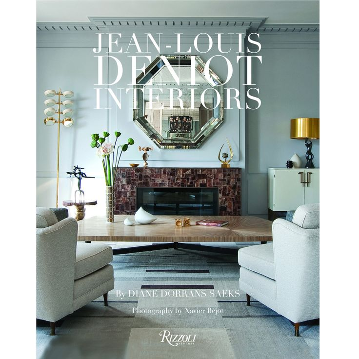 Jean Louis Deniot Interiors Coffee Table Book