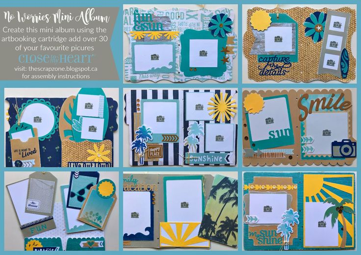 4930 best scrapbook page layouts images on pinterest for Ideas for mini vacations