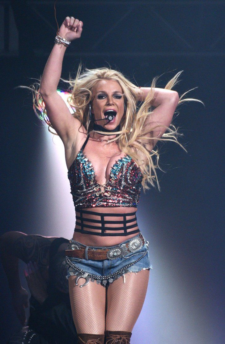 "See Why Britney Spears Is Earning the Title ""VIPR QUEEN"""