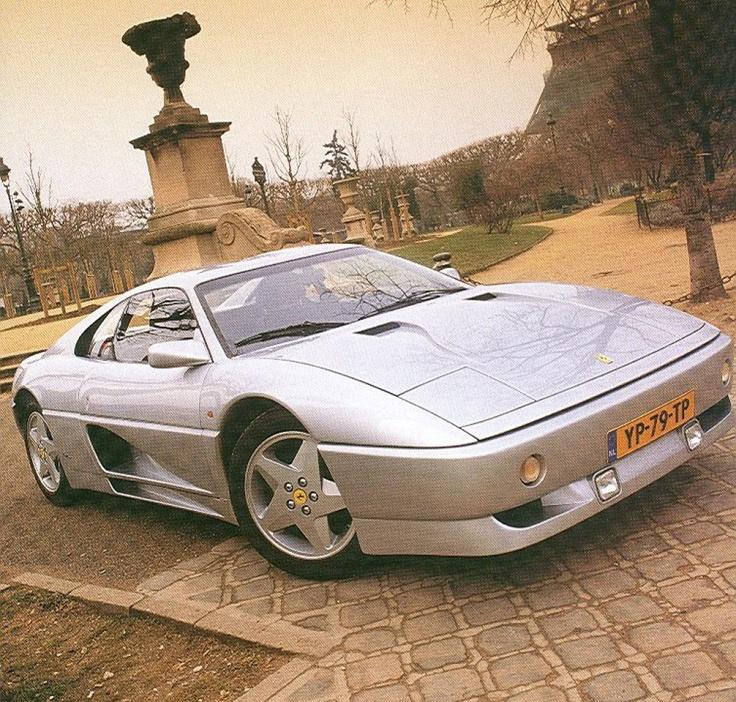 1994 Ferrari 348 Spider: 17 Best Images About FERRARI 348 On Pinterest