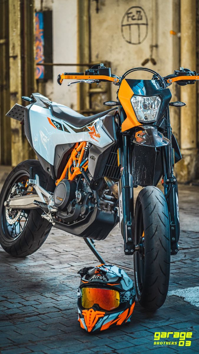 Wallpaper Garagebrothers03 Ktm 690 Ktm Supermoto Ktm Download ktm exc wallpaper hd background