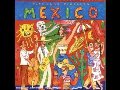 ▶ La bruja-Conjunto Jardín (Putumayo México). - YouTube