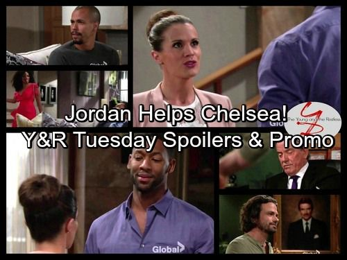 The Young and the Restless Spoilers: Kyle and Lolas Break