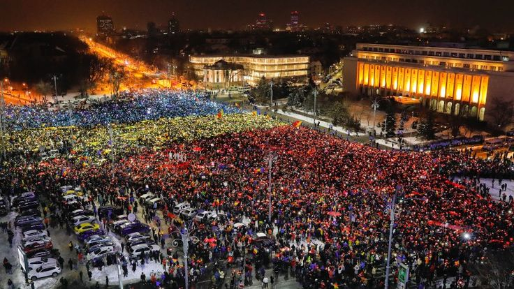 The Smart Phone Revolution: Young Romanians Take On Corruption - SPIEGEL ONLINE - News - International