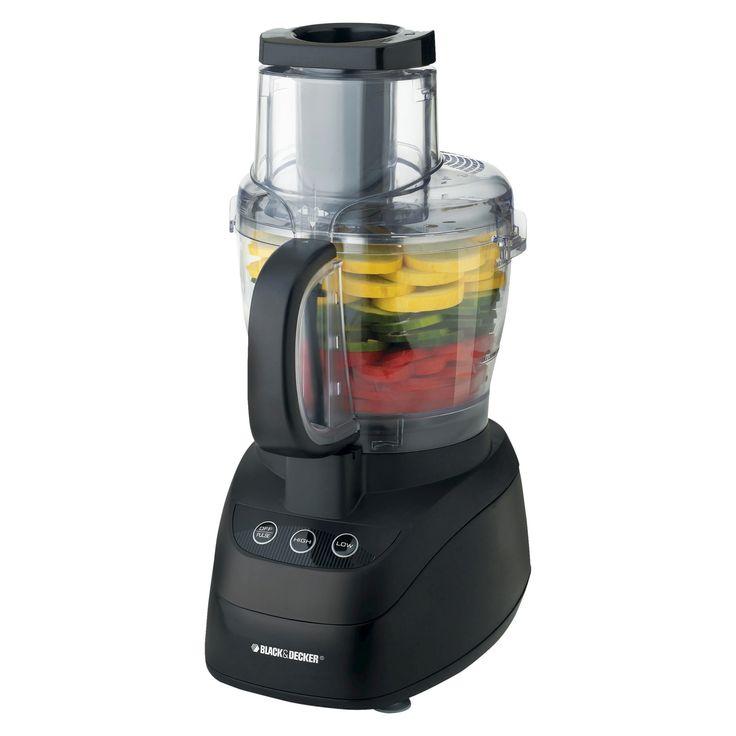Black+decker 10-Cup Food Processor