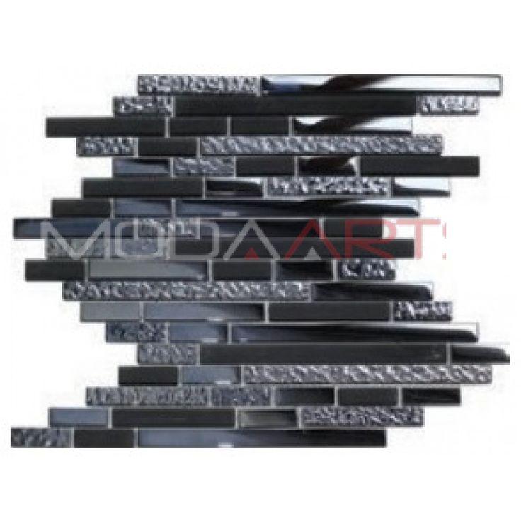 DGB-001 Iregular Modaarts Mosaic  Kristal Cam Mozaikler