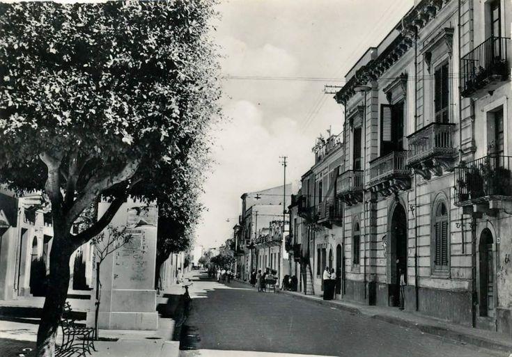 LETOJANNI, sulla destra Casa Lo Turco, anni '60