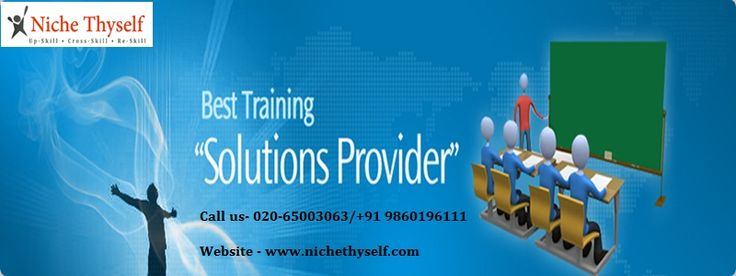 Niche Thyself is one of the leading IT training institute in Pune. We offer Java, Selenium, Software testing, Business Analytics / Data Sciences courses in Pune. Any enquiry Call us at -020-65003063 / +91 9860196111 More information click here: