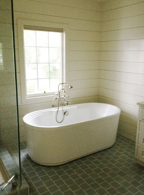 Clients' Master Bath Before & After
