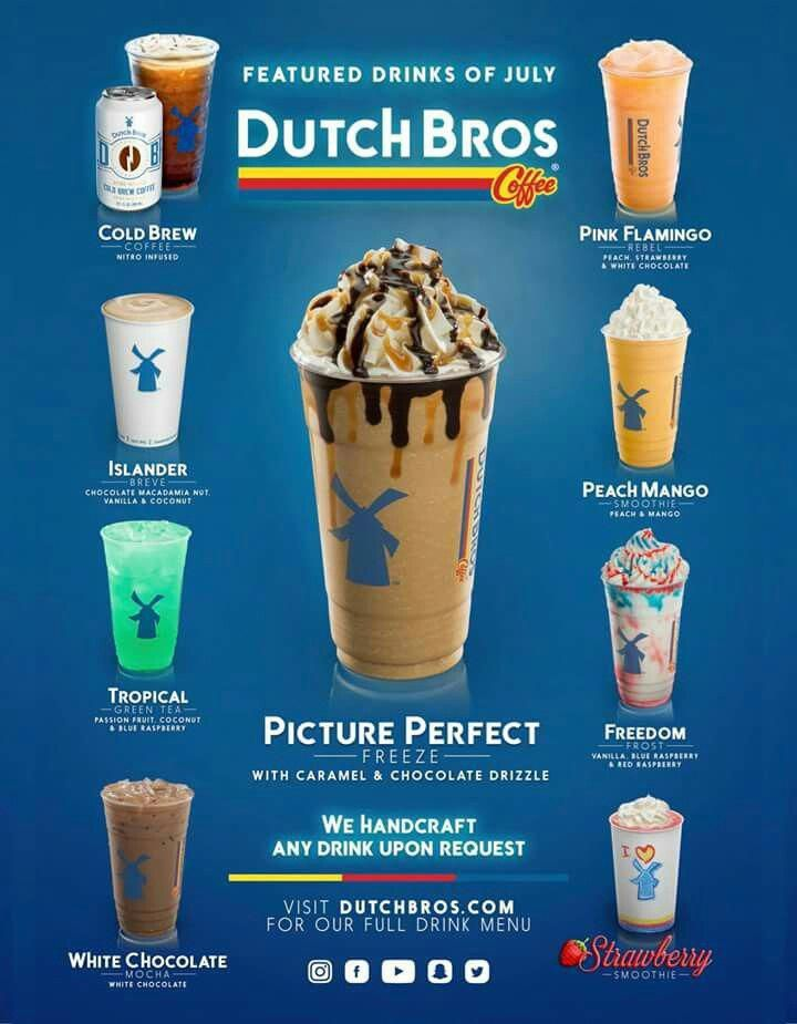 Blackrockcoffee Dutch Bros Drinks Dutch Bros Starbucks Recipes