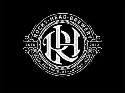 Rocky Head Emblem