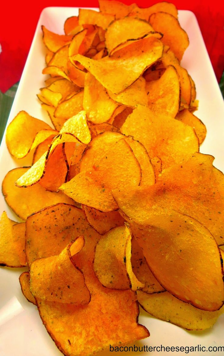 Homemade Jalapeno Kettle Chips...perfectly crispy with a kick!