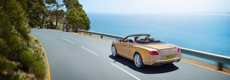 New Continental GT Convertible Bentley