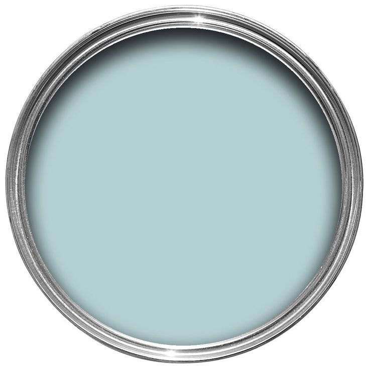 Crown Duck Egg Blue Satin Paint At B Q