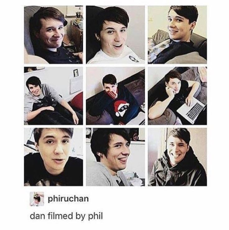 I should just go ahead and make a Dan and Phil board bc I keep posting stuff about them on my fangirl board and the board is basically just them. -Marion