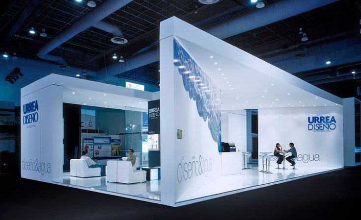 Exhibition Stand White : Best booth stand pameran images on pinterest exhibit