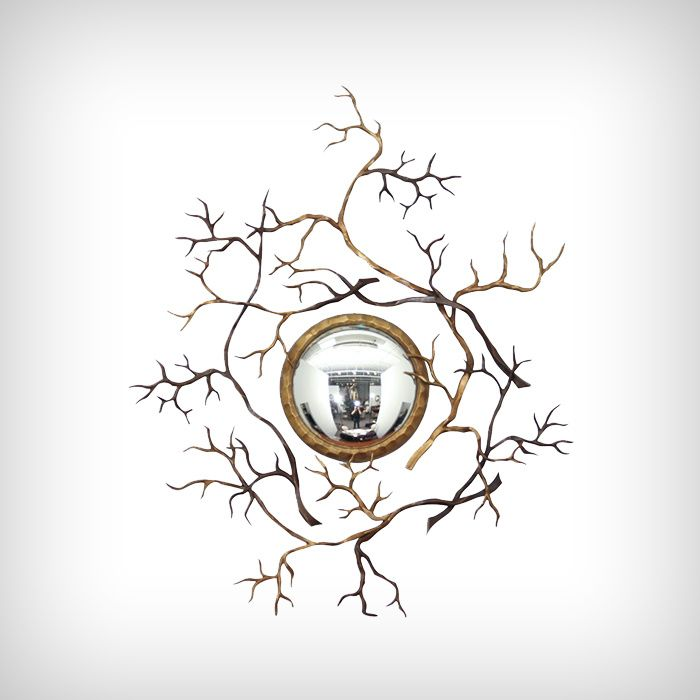 67 best images about miroirs on pinterest shopping for Miroir rose gold