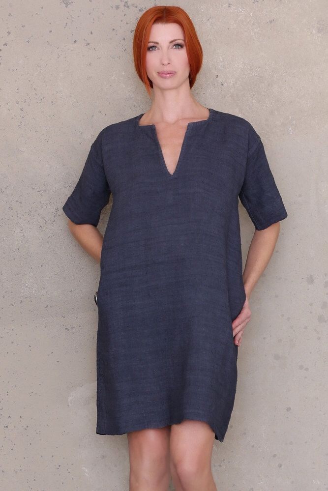Excited to share the latest addition to my #etsy shop: Short sleeve tunic dress with pockets, PDF sewing patterns for women, shift dress pattern, linen dress pattern, tunic dress pattern, boho festival #pdfsewingpatterns #minimalistpattern #wabisabipattern #sewingpatterns #sewingprojects #sewingideas #annnormandydesign