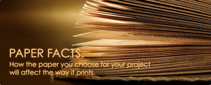 Paper Facts: How paper affects colours on print jobs