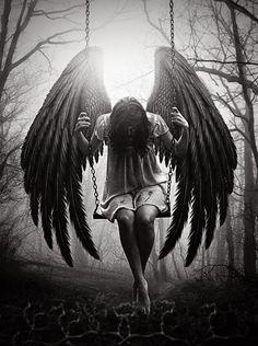 Broken - Oscuras y Negras Almas: Ángeles Caídos 88