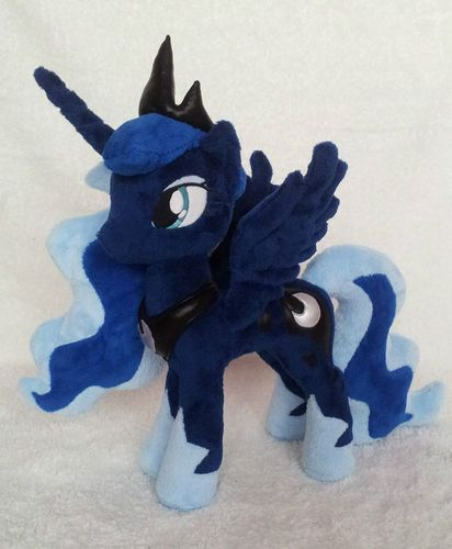 Princess Luna Season 2 Custom Plush My Little Pony Friendship Is Magic | eBay