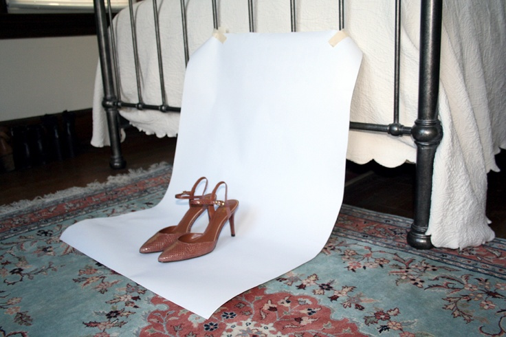 How To Photograph Your Shoes For Stylebook #phototip