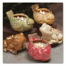 Swan Creek Candles - - the birds are a great accessory item - a best seller, too!