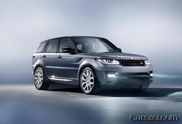 Range Rover Sport Hybrid will be shown in September in Frankfurt