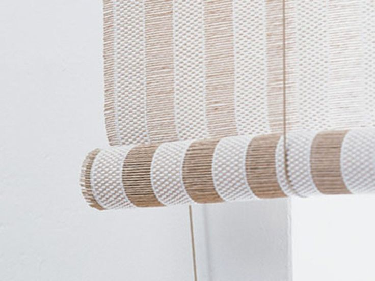 SHEER PAPER YARN ROLLER BLIND CLASSIC ROLLER BLIND | WOODNOTES