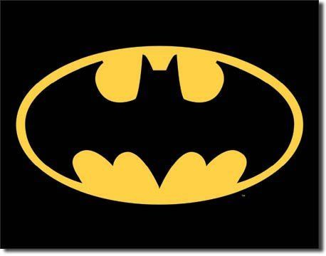TIN SIGN Batman - Logo