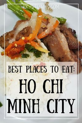 Best Places To Eat: Ho Chi Minh City