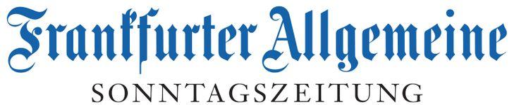 Frankfurter Allgemeine Zeitung Sonntagszeitung Modepilot