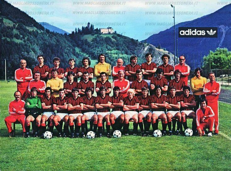 AC MILAN 1978/79