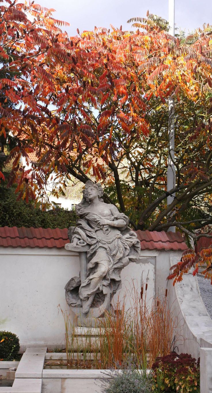 umění v zahradě / art in the garden