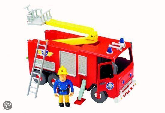 Brandweerman Sam Brandweerauto Sam