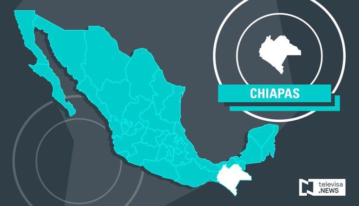 Se registran sismos de 5.1 y 5.5 grados en Chiapas - Noticieros Televisa
