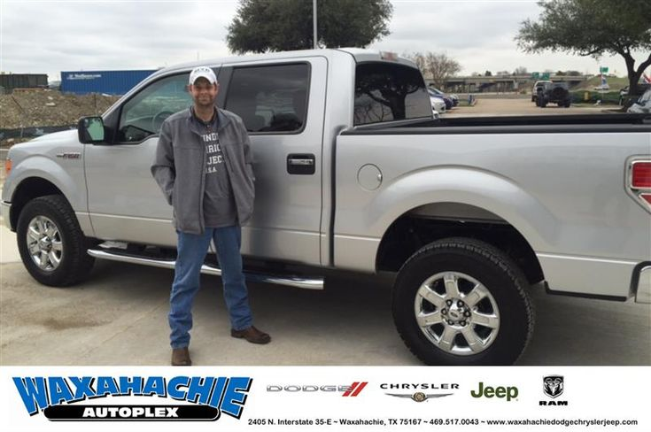 Happy Anniversary to Jeffery on your #Ford #F-150 from Danny Bledsoe at Waxahachie Dodge Chrysler Jeep!  https://deliverymaxx.com/DealerReviews.aspx?DealerCode=F068  #Anniversary #WaxahachieDodgeChryslerJeep