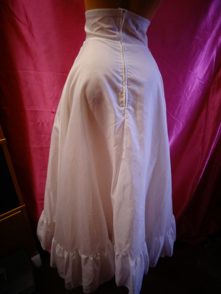 A personal favorite from my Etsy shop https://www.etsy.com/listing/457906646/petticoat-slip-renaissance-skirt-fair
