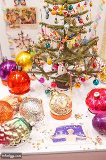 Christmas-tree decoration: history. // История ёлочной игрушки.