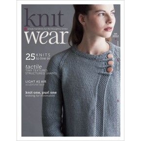 knit.wear Fall 2012 | InterweaveStore.com